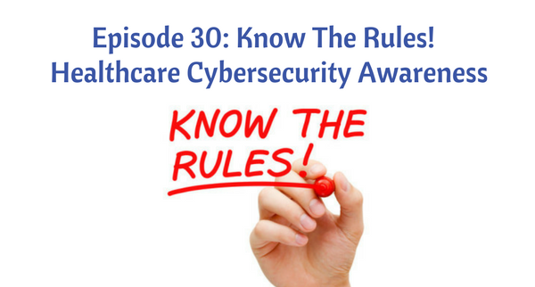 Healthcare Cybersecurity Awareness