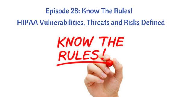 Vulnerabilities, Threats and Risks