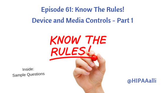 Device and Media Controls - Part 1